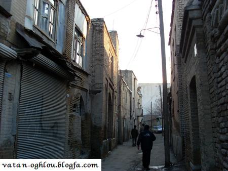 محله های قدیمی کرمانشاه