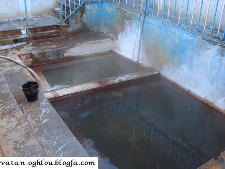 آبگرم آب چشم-قبل از تخریب و بازسازی-1386